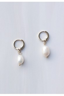Poppy Freshwater Pearl Earrings