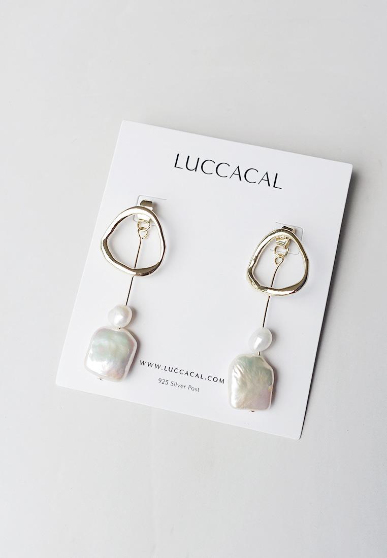 Lorrie Pearl Drop Earrings