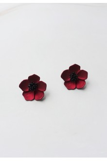 Azalea Flower Earrings