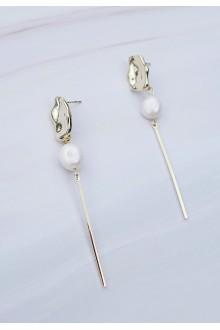 Patrice Baroque Pearl Earrings
