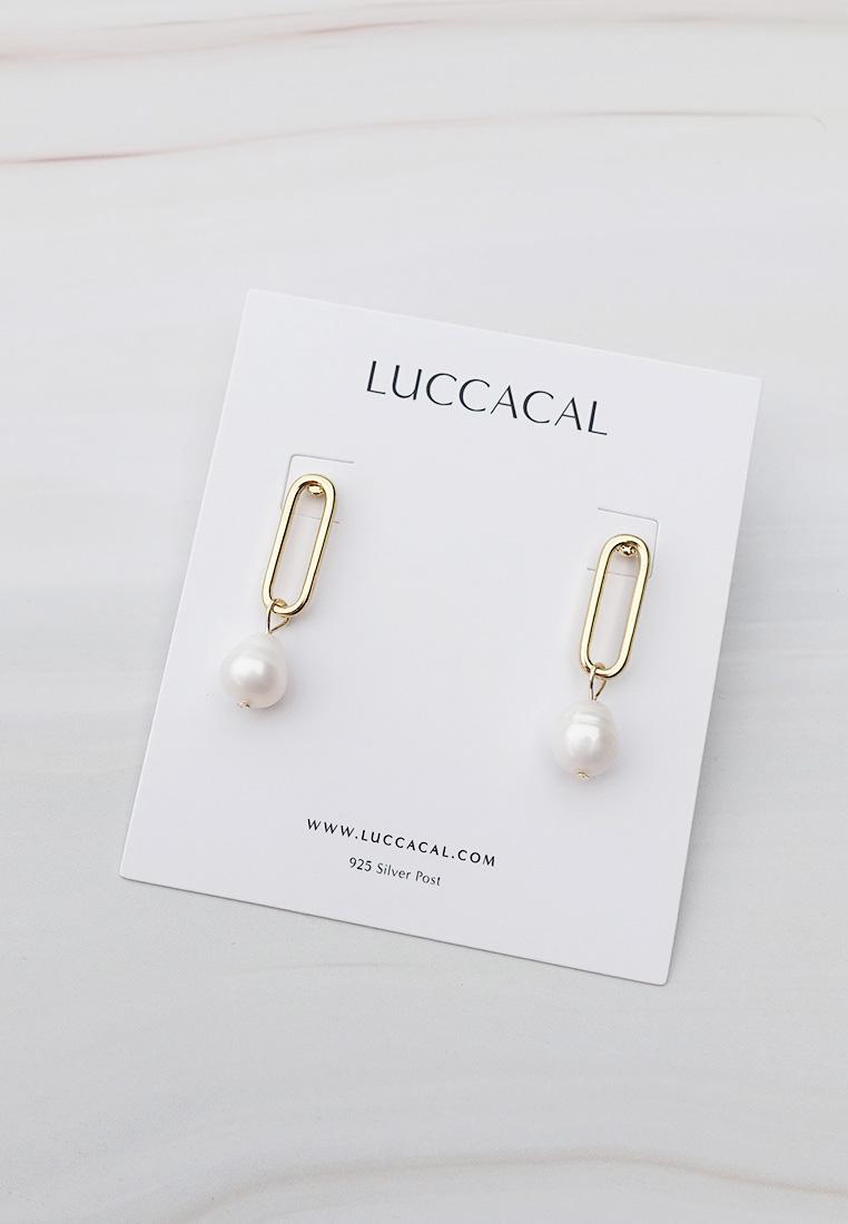 Frida Pearl Earrings