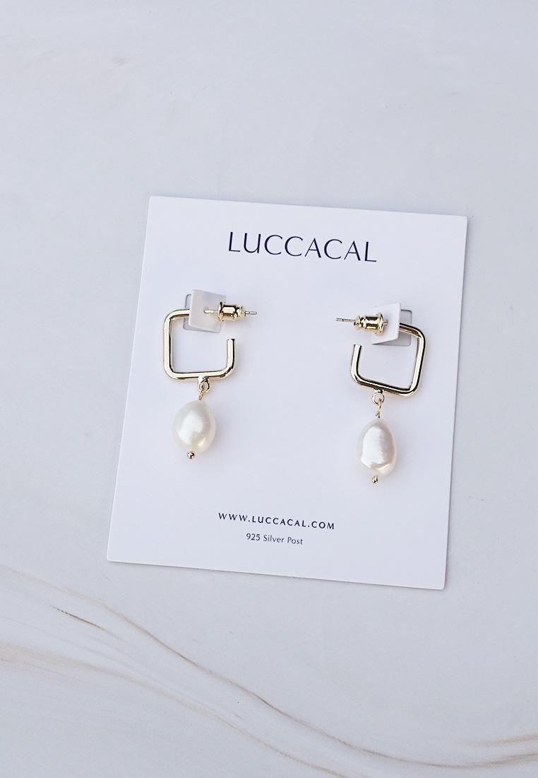 Rocha Pearl Earrings