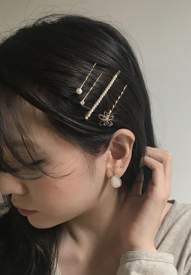 Shirley Hair Clip Set