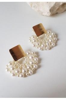 Copella Pearl Earrings