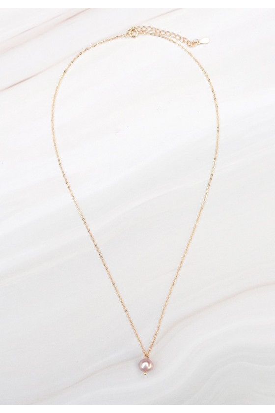 f2d6c83511 Sterling Silver Pearl Necklace