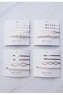 Shirley Hair Clip Set