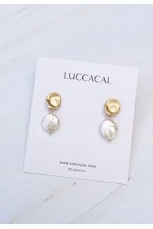 Melissa Baroque Pearl Earrings