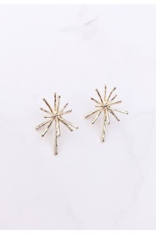 North Star Stud Earring