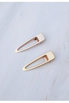 Metallic Hair Clip