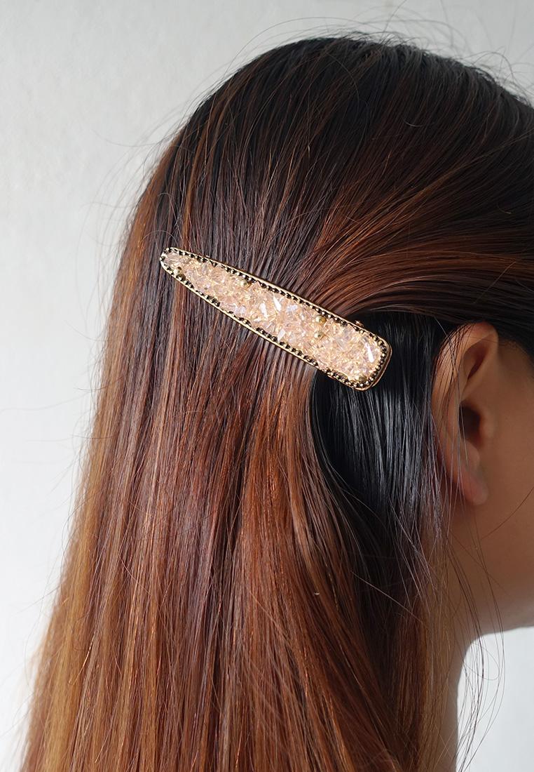 Jacy Crystal Hair Clip