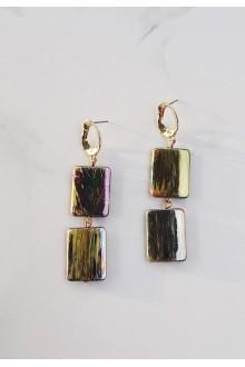 Bayu Iridescent Earrings