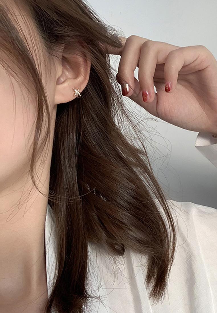 Starburst Ear Cuff