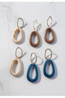 Syahirah Resin Earrings