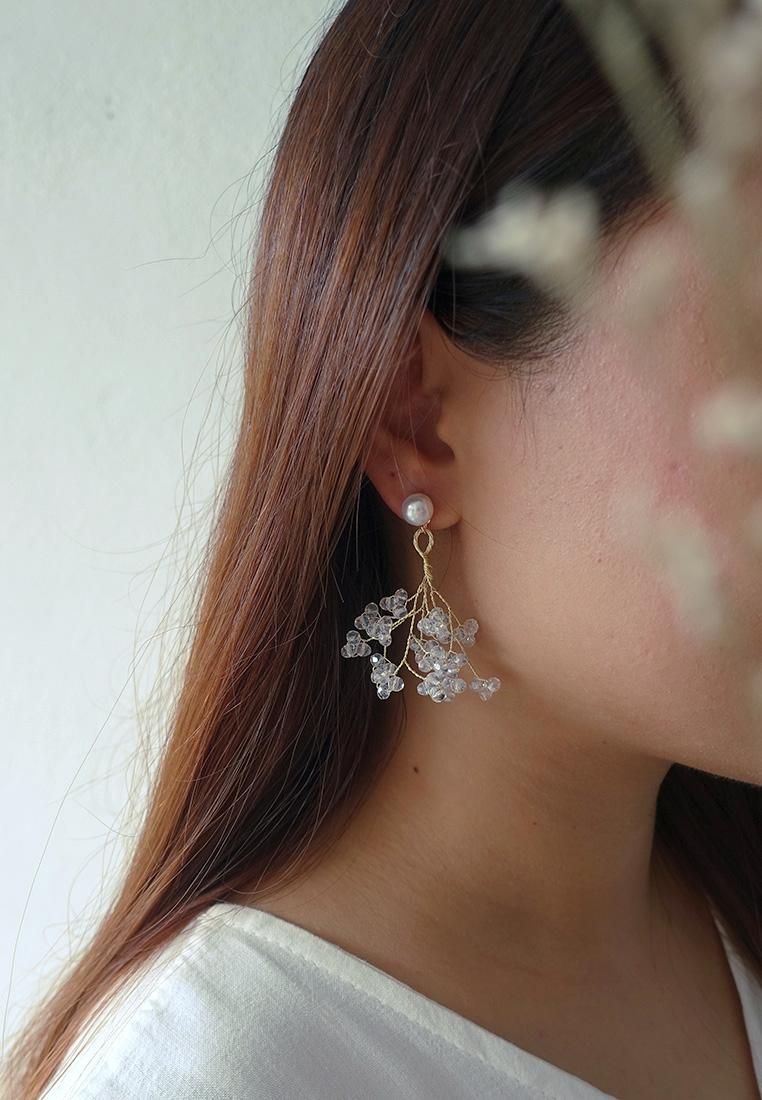 Myra Branch Drop Earrings