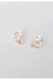 Hana Flower Stud Earrings