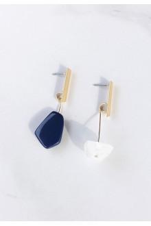 Sharifah Mismatch Earrings