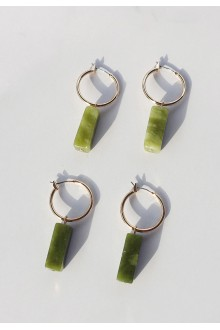 Najah Stone Earrings