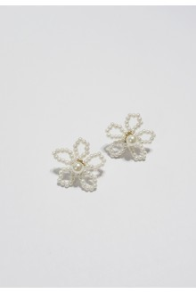 Miriam Pearl Earrings
