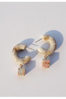 Shanti Resin Earrings
