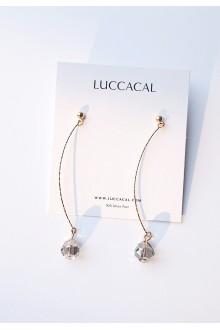Luna Starlight Crystal Earrings