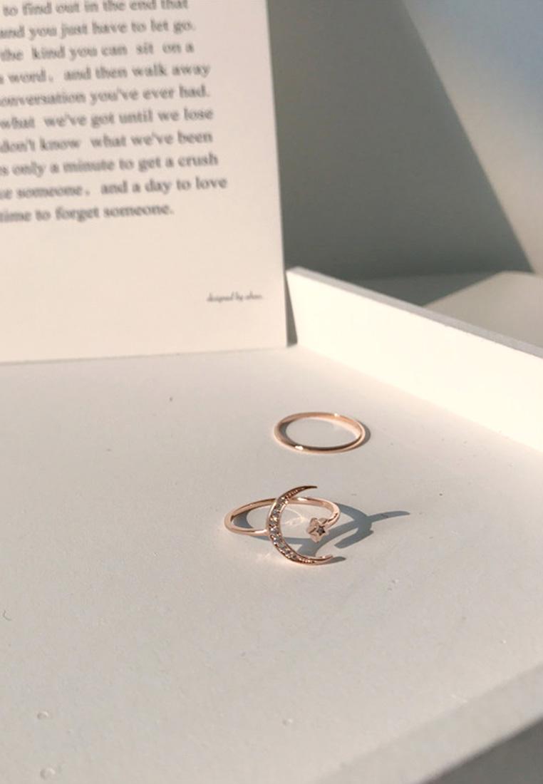 2 x Celestial Rings