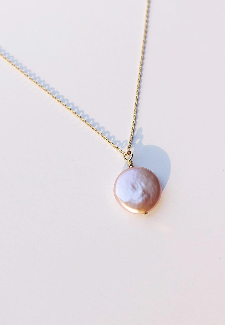 Meeva Pearl Necklace