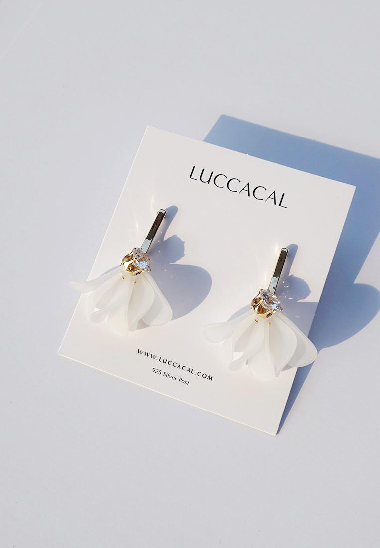 Cladine Flower Earrings