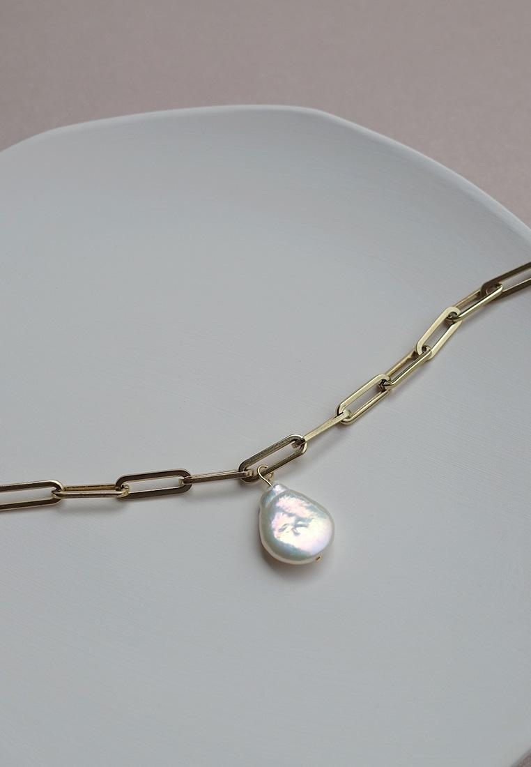 Deidra Pearl Bracelet
