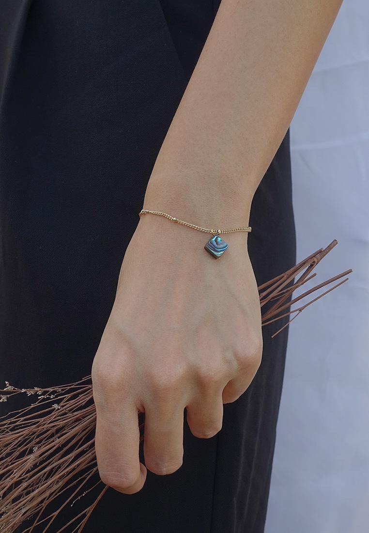 Paua Beaded  Bracelet / Anklet