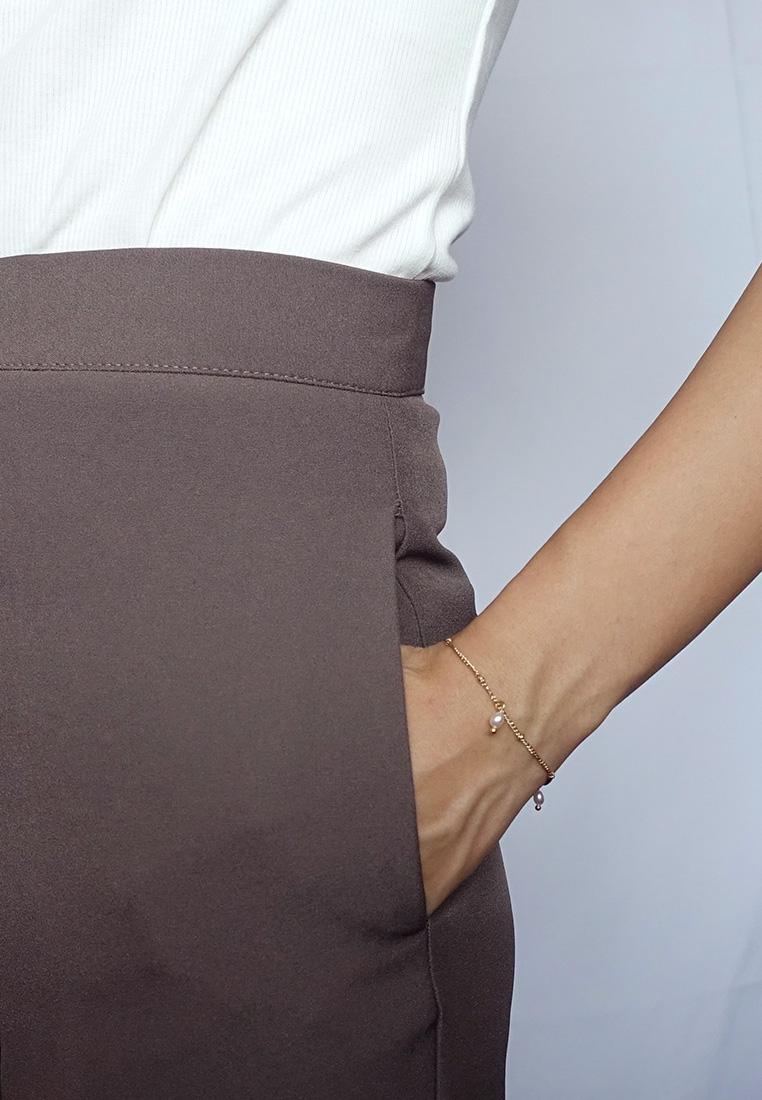 Allegra Pearl Bracelet / Anklet