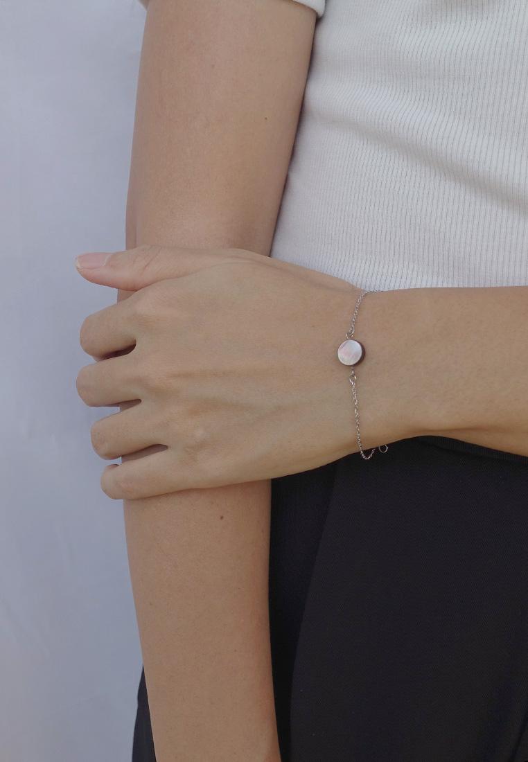Mother-of-Pearl Bracelet / Anklet