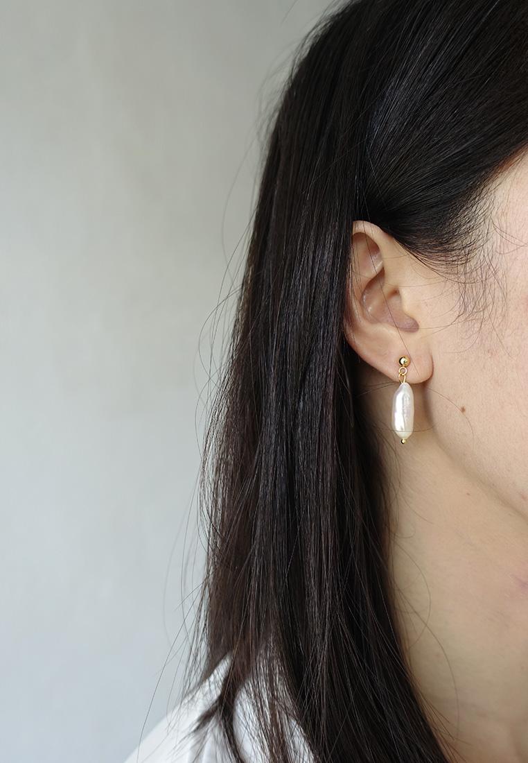 Eira Pearl Earrings