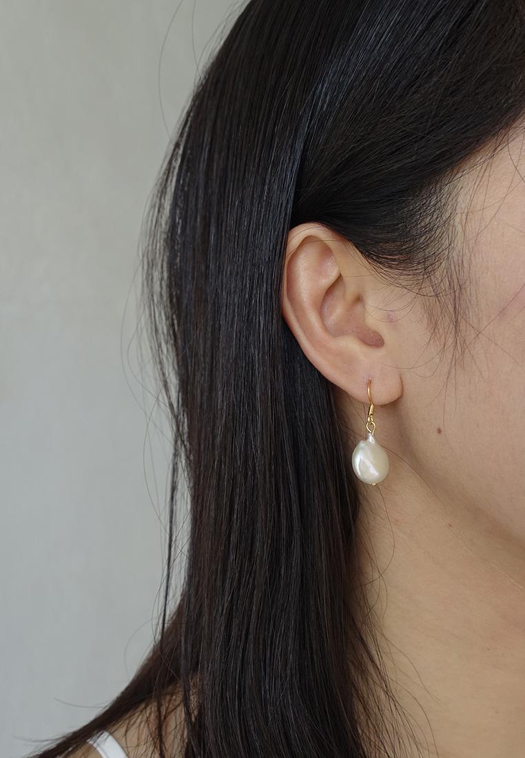 Lana Pearl Earrings