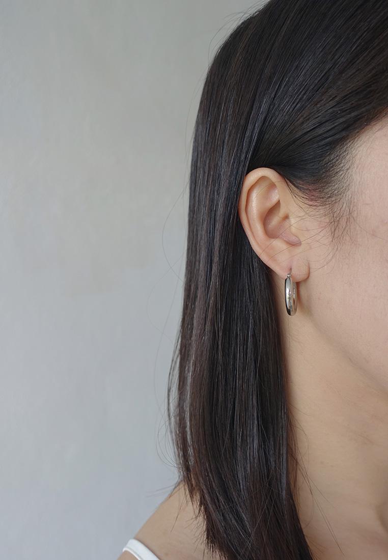 Samira Hoop Earrings