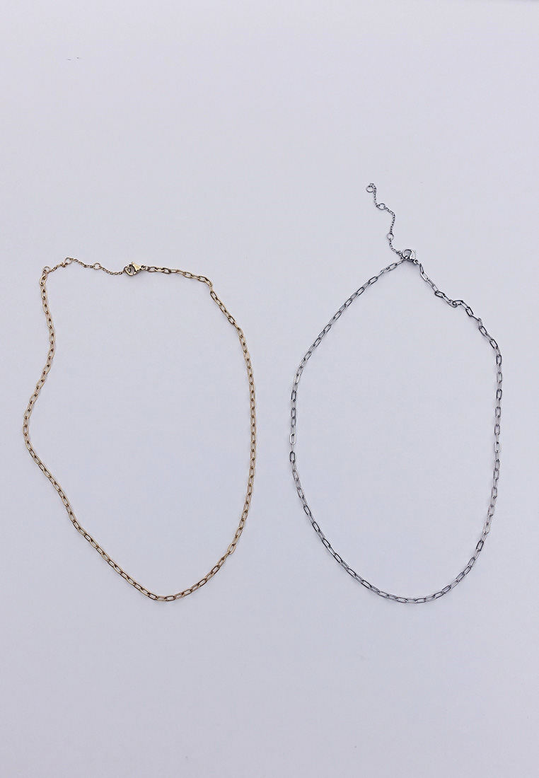 Halle Chain Necklace