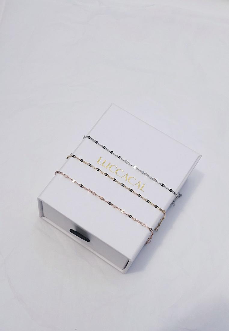 Lace Chain Bracelet