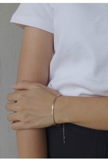 Agnes Herringbone Bracelet
