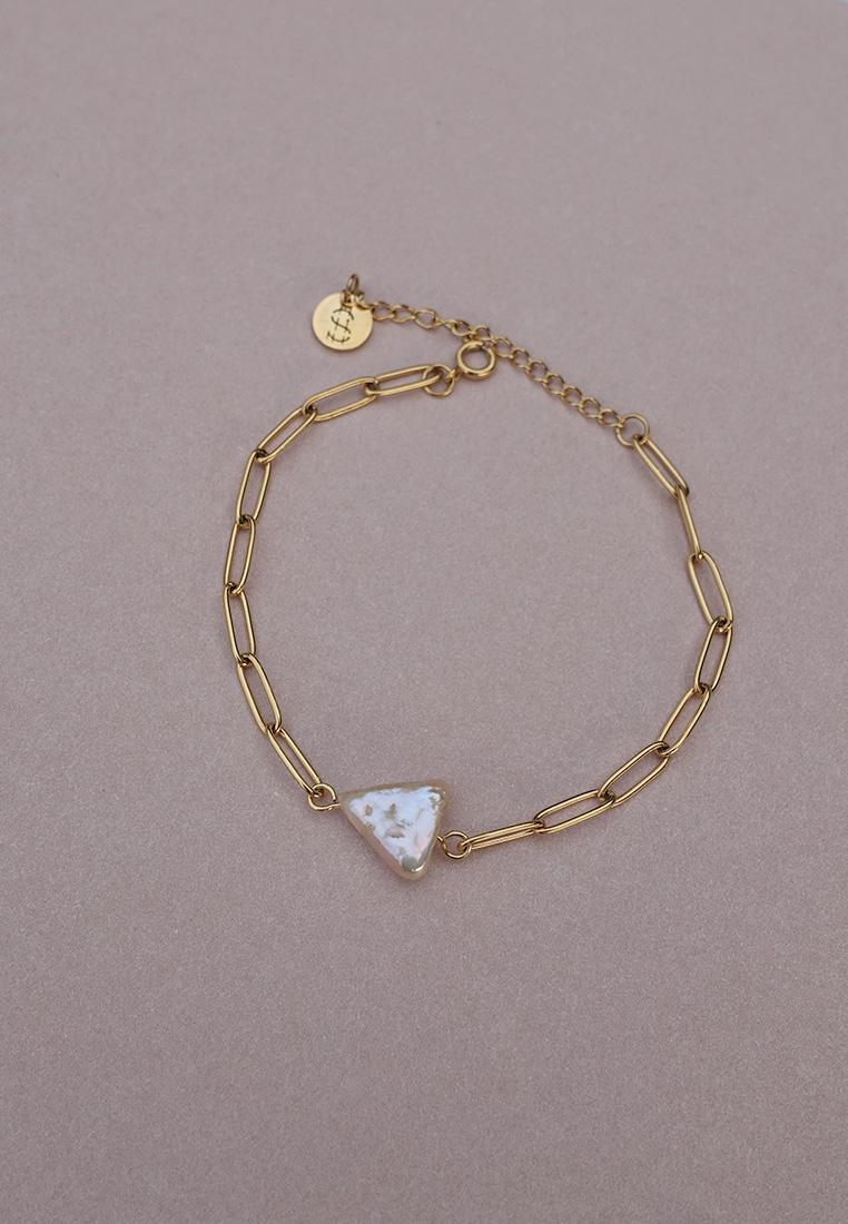 Akiva Pearl Bracelet