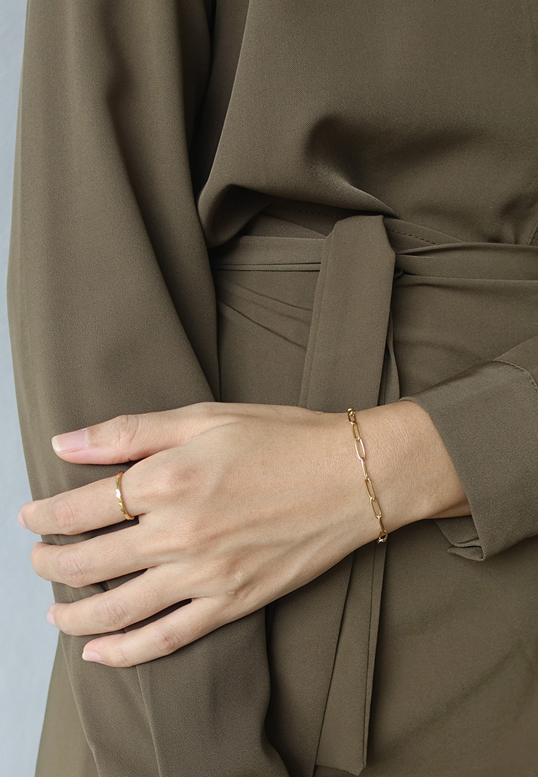 Danica Chain Bracelet