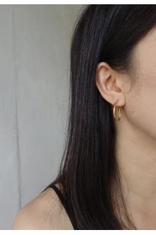 Nura Hoop Earrings