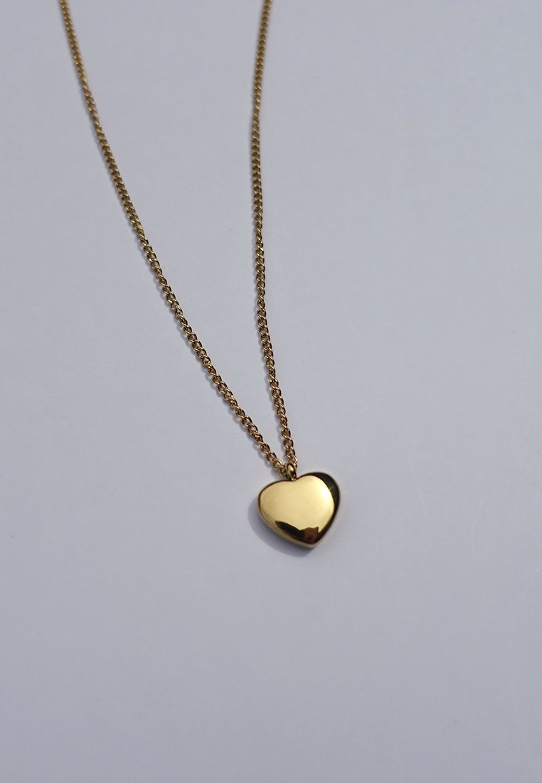 Sweetheart Pendant Necklace