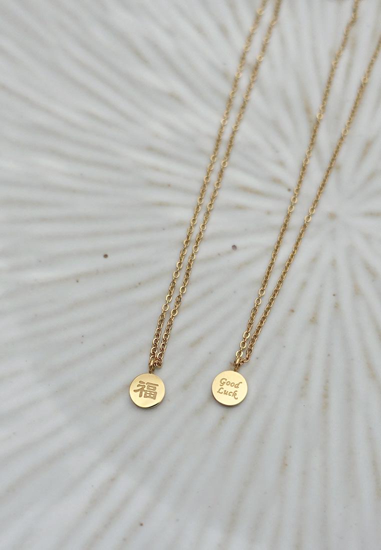 福   Goodluck Necklace