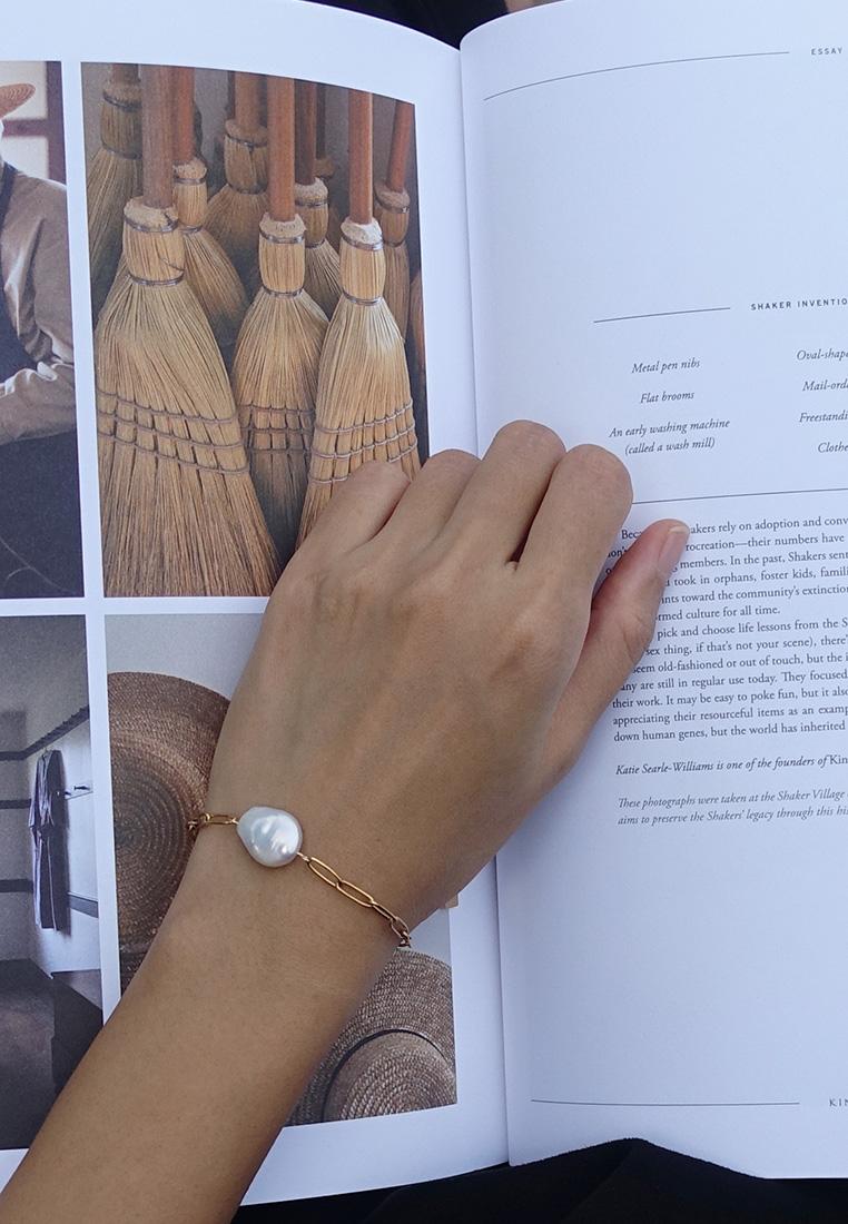 Akiva Pearl Bracelet II
