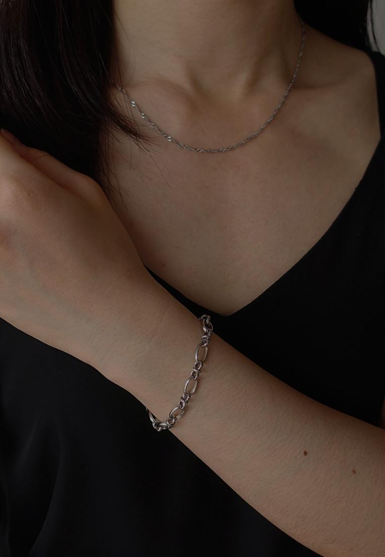 Axiom Chain Bracelet