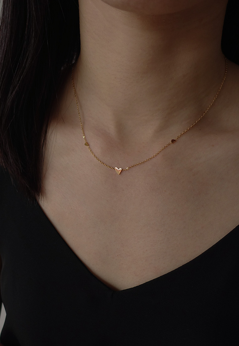 Whimsical Coeur Necklace