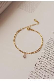Marquise Layered Bracelet