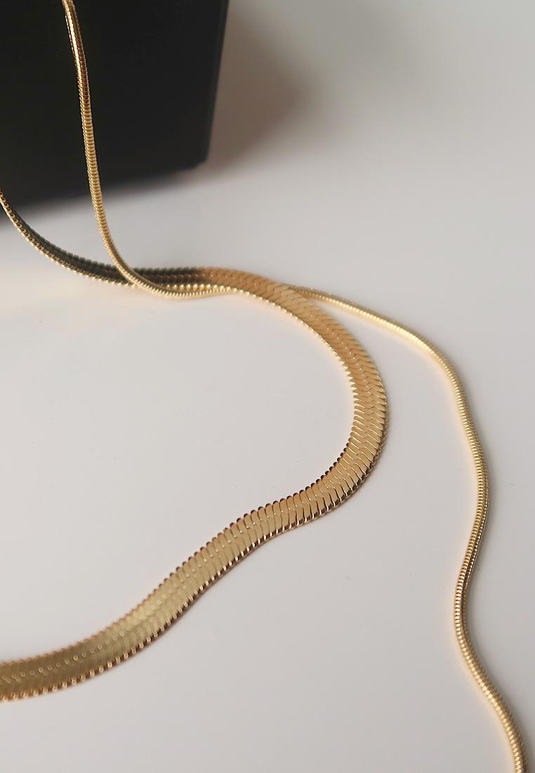 Walken Layered Necklace