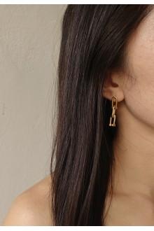 Kastel Link Earrings