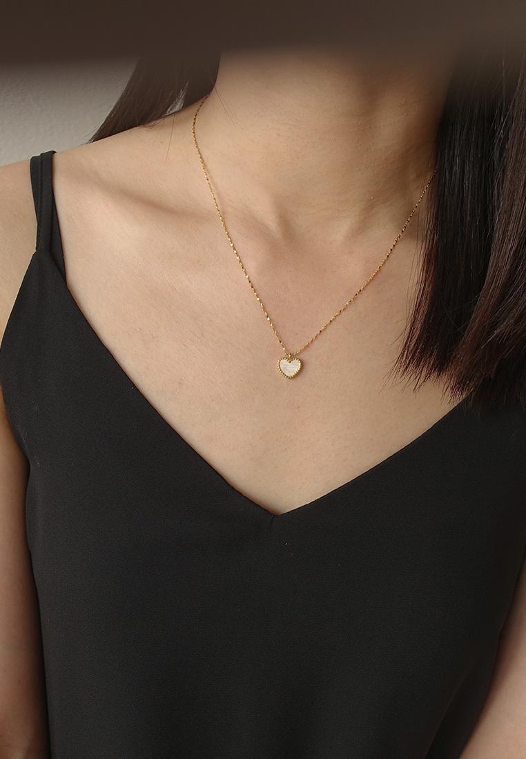Hanne Heart Necklace