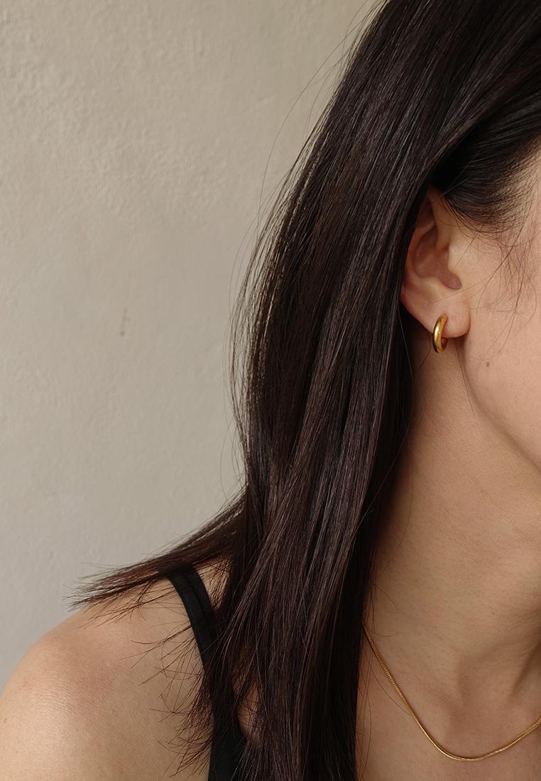 Cielo Hoop Earrings